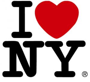 I LOVE NEWYORK