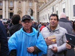 Antonio Brundu e Italo Toni