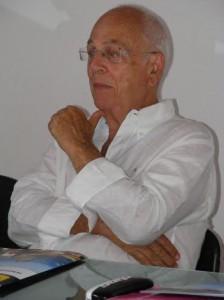il prof, Aldo Palmeri