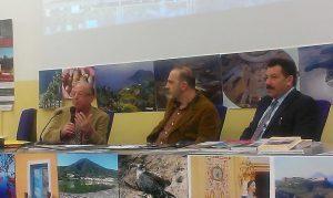 Antonio Brundu e Italo Toni ad Arezzo