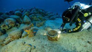 Archeologia Subacquea Isole Eolie