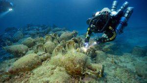 Archeologia Subacquea Isole Eolie 3