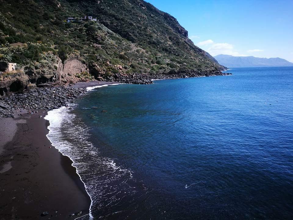 La spiaggia di Rinella